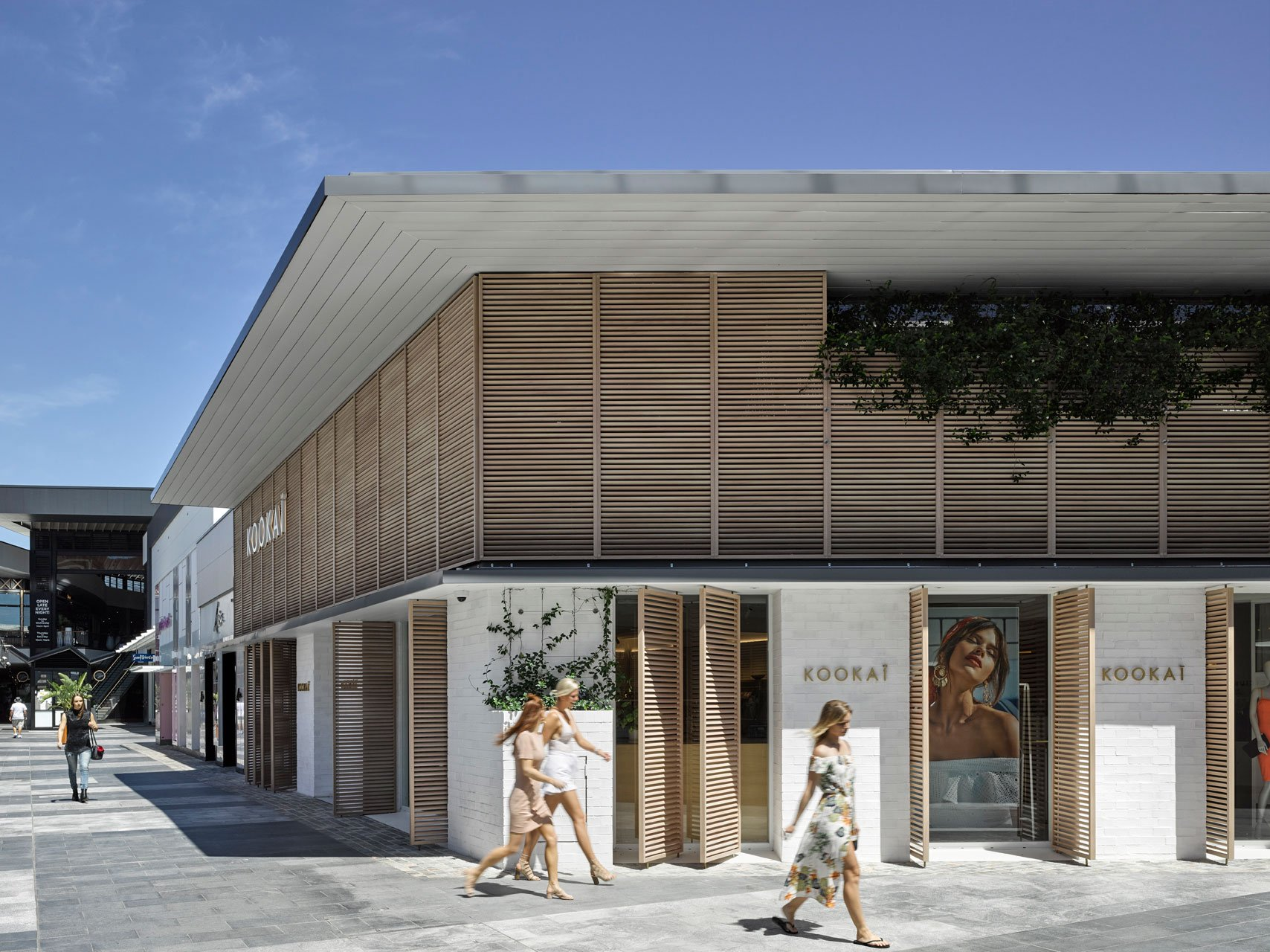 Cavill Architects — Kookaï Pacific Fair